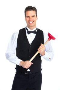 glorified janitor