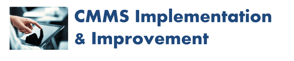 CMMS Implementation Improvement
